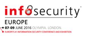 Infosecurity Europe 2016